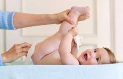 Bebeklerde Alt Bakımı