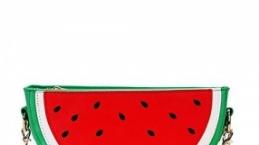 Meyve desenli çantalar bu yaz çok moda