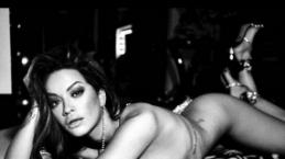 Rita Ora'nın seksi paylaşımları...