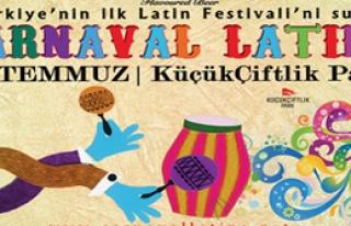 Türkiye'nin İlk Latin Festivali!