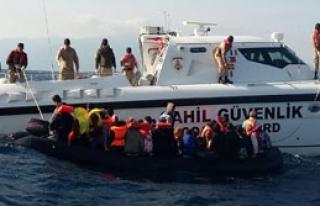 Mülteci Operasyonları Sürüyor