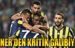 Konyaspor 0-1 Fenerbahçe