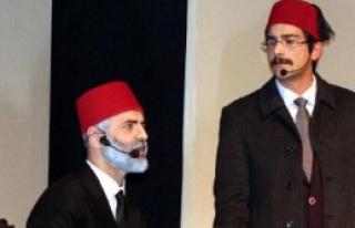 İlk Gösterim Burdur'da Yapıldı
