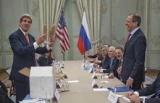 Kerry'den Lavrov'a