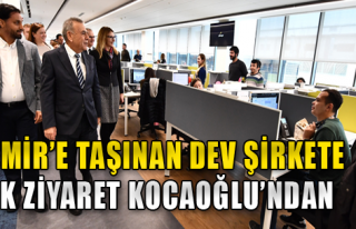 Çalışanları İzmir'den istihdam ediliyor