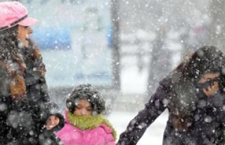 Ve İstanbul'a Kar Geliyor