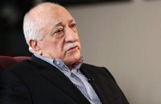 Adalet Bakanlığı'ndan Gülen Talebi