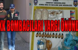 PKK Bombacıları Yargılanmaya Başlandı