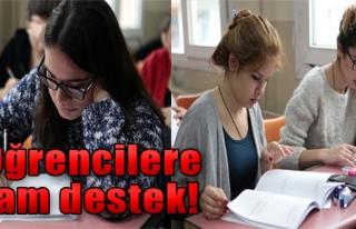BELGEM'de YGS Öncesi Deneme Sınavı