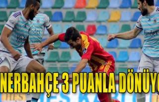 Fenerbahçe 3 Puanla Dönüyor!