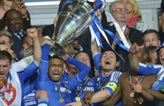 Şampiyonlar Ligi'nde Rekor Sezonu