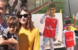 Oğlu Futbolcu Olacak