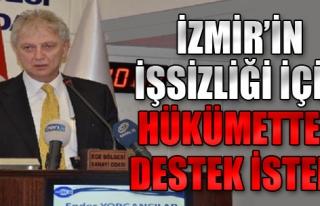 İzmir'in İşsizliği İçin Hükümetten Destek...