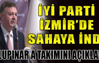 İYİ Parti İzmir'de Sahaya İndi