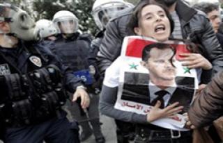Esad Yanlıları İle Muhalifler Kapıştı