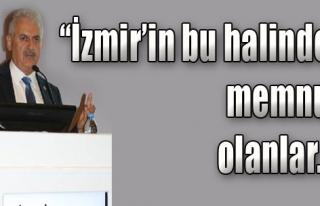 'İzmir'in Bu Halinden Memnun Olanlar...'