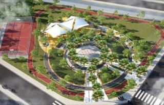 Parklar Artık Rengarek Olacak