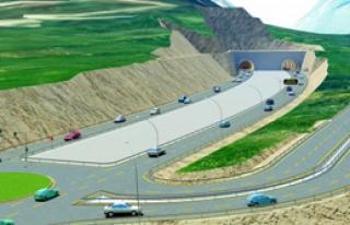 Türkiye'nin En Uzun Tünelinin Temeli Atılıyor