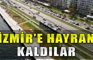 'Öncü ve Lider Kent İzmir'
