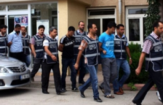 4 BDP'li KCK'dan Gözaltında