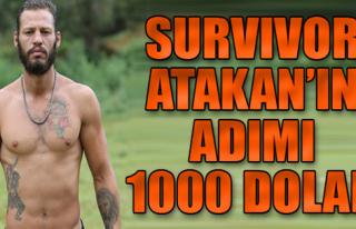 Atakan'ın Her Adımı 1000 Dolar