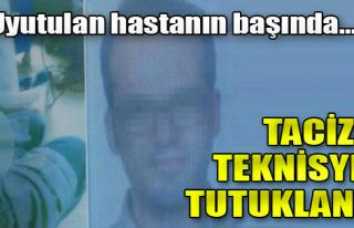 İzmir'de Tacizci Teknisyen Tutuklandı