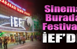 'Sinema Burada Festivali' 16 Yaşında