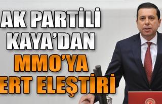 'MMO Yöneticilerinin HDP ile Gönül Bağı Var'