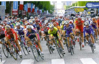 Fransa Bisiklet Turu Başlıyor