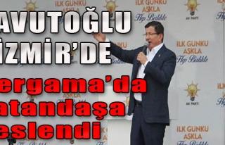 Başbakan İzmir'de