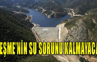 3 Baraj Birden İçme Suyu Sağlayacak