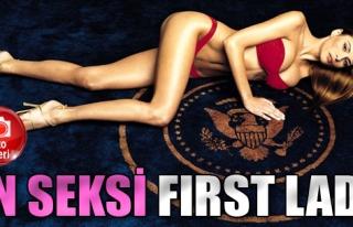 Beyaz Saray'ın En Seksi First Lady'si