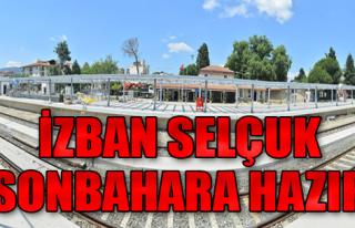 İzmir'in Raylı Ulaşım Ağı Büyüyor