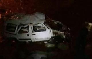 Rize'de Feci Kaza: 2 Ölü, 3 Yaralı