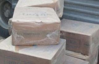 250 Bin Paket Kaçağı Sigara Ele Geçirildi