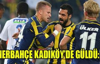 Fenerbahçe Evinde Kazanmayı Bildi