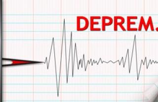 Bursa'da 4,6 Şiddetinde Deprem