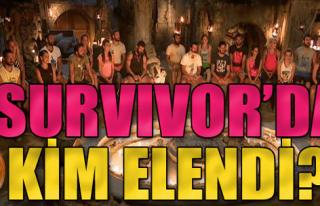 Survivor 2018'e Bir Yarışmacı Daha Veda Etti