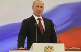 Putin 6 Yıl Daha Kremlin'de