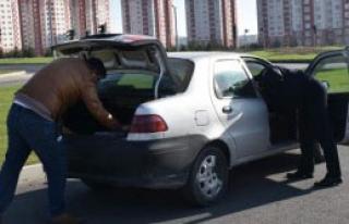 Çorlu'da Bomba Yüklü Araç İhbarı