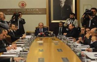 Komisyonda 'Öcalan' Tartışması
