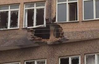 Kilis'e Yine Roket Mermisi Düştü