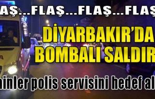 Diyarbakır'da Kanlı Saldırı