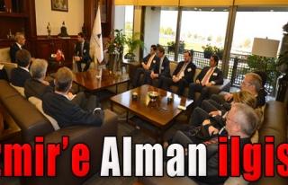 İzmir'e 'Alman İlgisi' Büyüyor