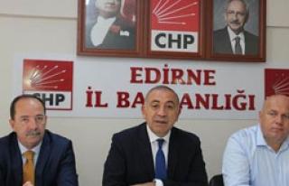 CHP'nin Erken Seçim Açıklaması