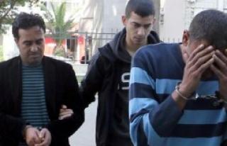 Depoki Uyuşturucuya 2 Tutuklama