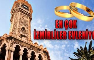 Ege'nin Düğün Rekoru İzmir'de