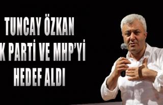 Özkan, 7 Haziran Sonrasını Değerlendirdi