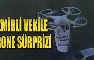 İzmir'de Farklı Karşılama