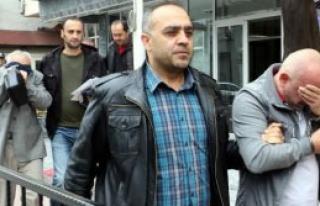 Sahte Dolarlarla Yakalanan 5 Kişi Gözaltında